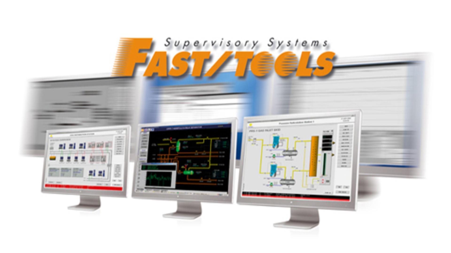 SCADA System: FAST/TOOLS Engineering R10