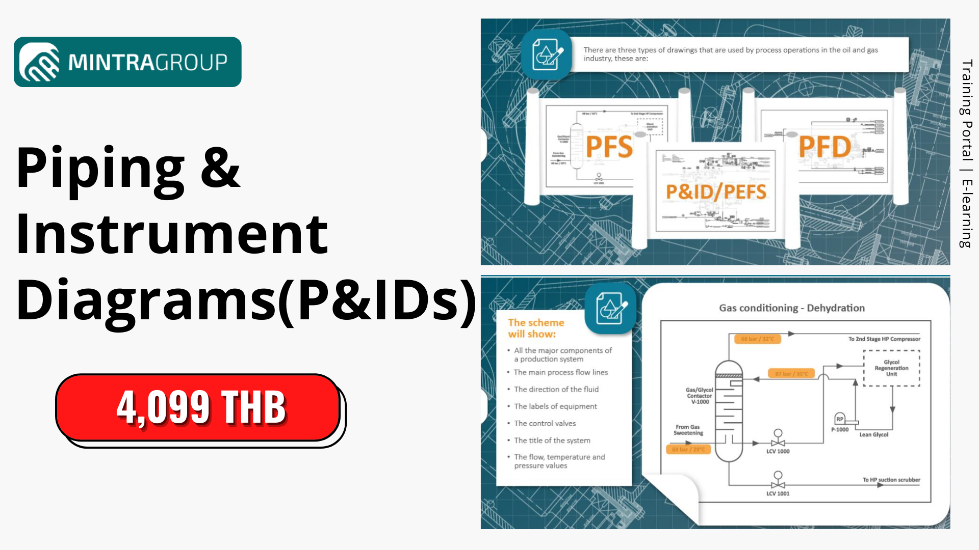 Piping and Instrument Diagrams (P&IDs)