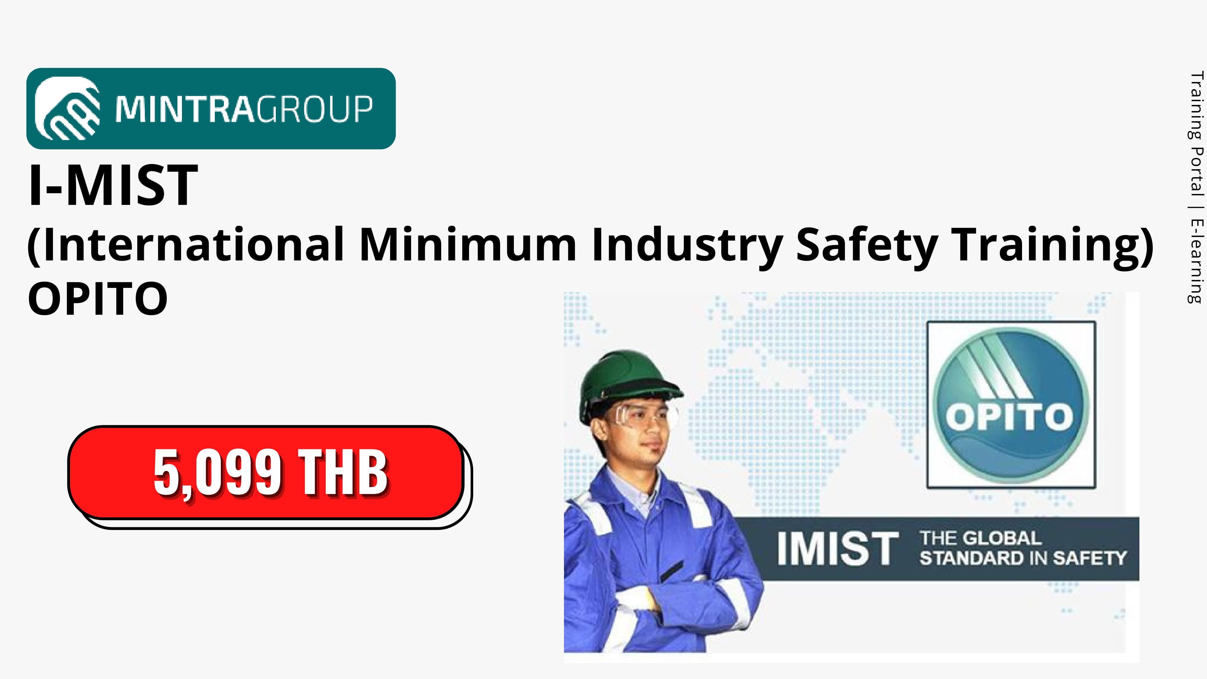 I-MIST (International Minimum Industry Training) OPITO